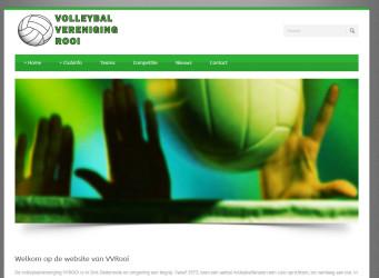 POZITIV sponsort nieuwe website VVROOI